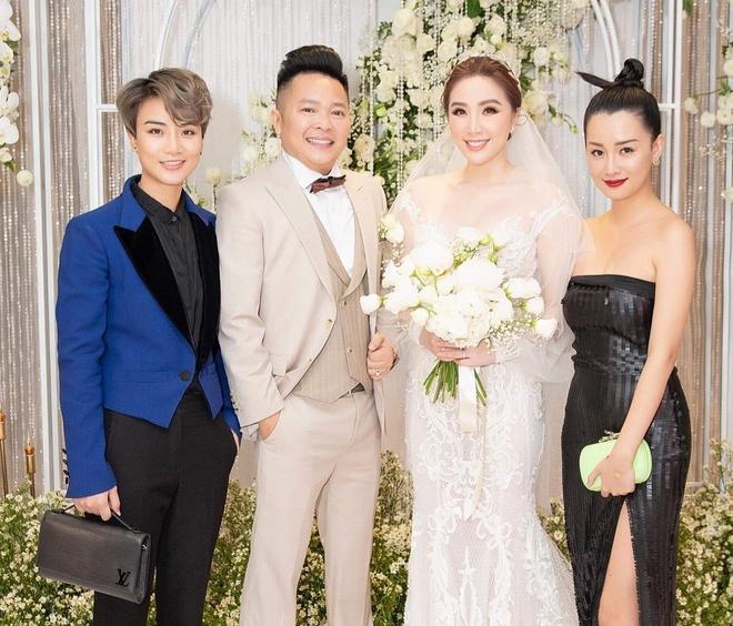 MC Thùy Dung - Quỳnh Chi úp mở chuyện chia tay, không còn sống chung-2