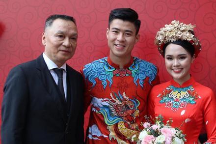 Bố vợ quyền lực tiết lộ điều bất ngờ về địa điểm tổ chức đám cưới của Đỗ Duy Mạnh và bạn gái hotgirl