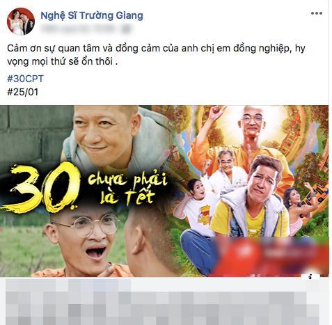 Trường Giang lên tiếng sau khi được dàn sao Việt xót xa cho phim mình-4