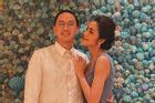 Tăng Thanh Hà chúc mừng sinh nhật ông xã nhưng nhan sắc của cô mới thu hút sự chú ý