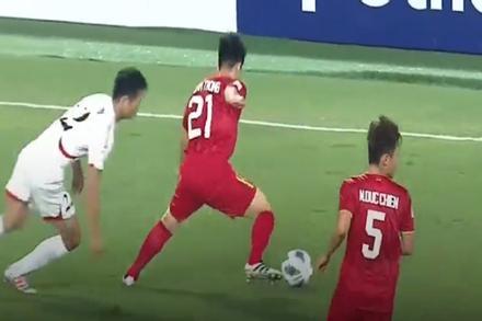 Đình Trọng và cái kết buồn ở U23 châu Á