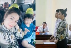 Giữa tranh chấp giành quyền nuôi con, Nhật Kim Anh thoải mái khoe ảnh đưa quý tử về quê ngoại