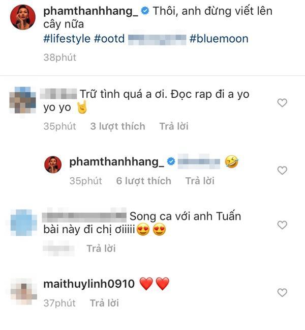 Thanh Hằng hát Có chàng trai viết lên cây, fan réo gọi song ca cùng Hà Anh Tuấn-1