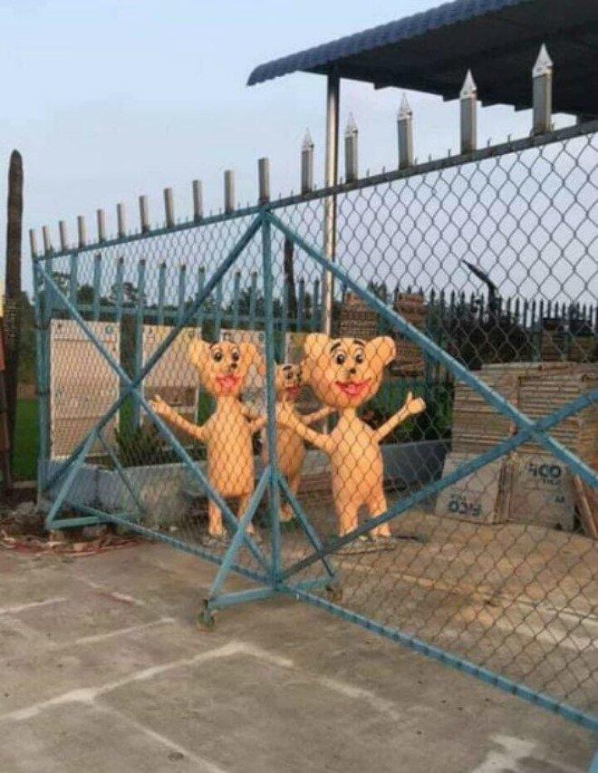 Hàng loạt linh vật chuột dịp Tết Canh Tý khiến dân mạng dở khóc dở cười-5
