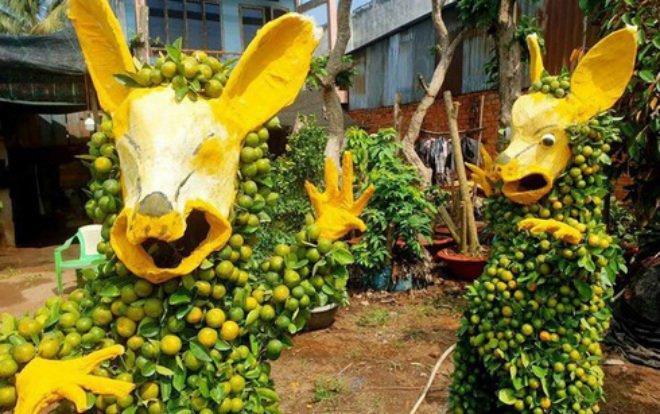 Hàng loạt linh vật chuột dịp Tết Canh Tý khiến dân mạng dở khóc dở cười-8