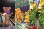 Hàng loạt linh vật chuột dịp Tết Canh Tý khiến dân mạng 'dở khóc dở cười'