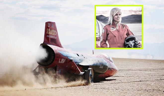Phóng tốc độ 996km/giờ, nữ tay đua bỏ mạng: Thảm kịch chưa từng có-1