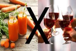 Những thực phẩm trở thành 'thuốc độc' khi dùng chung với rượu
