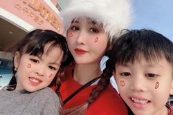 Hotgirl U30 khiến Minh Nhựa tự tử để níu kéo đẻ 2 con vẫn đẹp như thiếu nữ chưa chồng