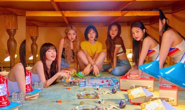 Red Velvet trở thành nhóm nhạc nữ Kpop lập triple crown đầu tiên của thập kỷ mới mà không cần biểu diễn-1