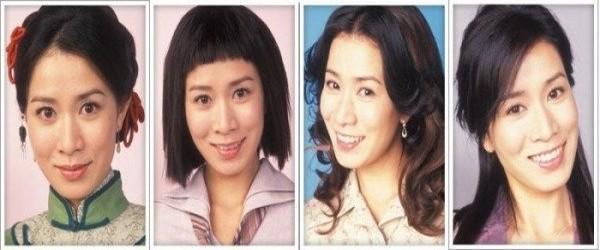Sau 20 năm mới thấy ở TVB chưa ai qua được bình hoa di động Xa Thi Mạn-5