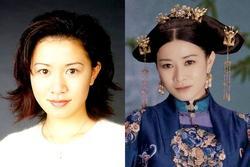 Sau 20 năm mới thấy ở TVB chưa ai qua được 'bình hoa di động' Xa Thi Mạn