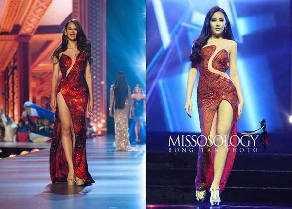 Loạt hoa hậu ăn gạch đá vì bị nghi copy váy ở Miss Universe, riêng Hương Giang lật ngược thế cờ-3