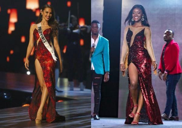 Loạt hoa hậu ăn gạch đá vì bị nghi copy váy ở Miss Universe, riêng Hương Giang lật ngược thế cờ-6