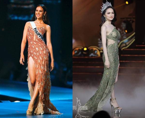 Loạt hoa hậu ăn gạch đá vì bị nghi copy váy ở Miss Universe, riêng Hương Giang lật ngược thế cờ-7