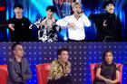 Diva Mỹ Linh bỗng chốc 'mặt đơ' khi nghe nhóm Zero 9 trình diễn