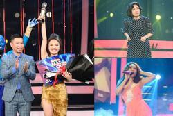 Đóng giả 4 ca sĩ cùng một lúc, Nhật Thủy đoạt Quán quân 'Gương Mặt Thân Quen 2019'