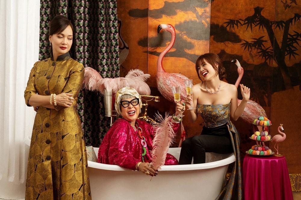 Đạo diễn Gái già lắm chiêu 3 gay gắt phủ nhận nghi vấn đạo nhái Crazy rich Asians-1