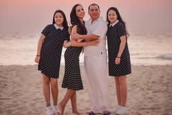 Minh Khang và Thúy Hạnh: cặp vợ chồng số 10 dù chênh lệch vóc dáng nhưng luôn đồng điệu thời trang