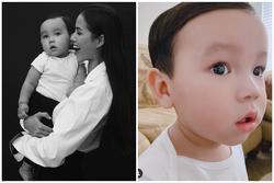 Hoa hậu Phạm Hương mắc 'căn bệnh' chung của các bà mẹ bỉm sữa