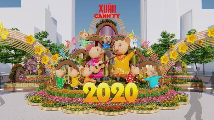 Điểm mặt những chốn vui chơi Tết 2020 sôi động ở Sài thành-1