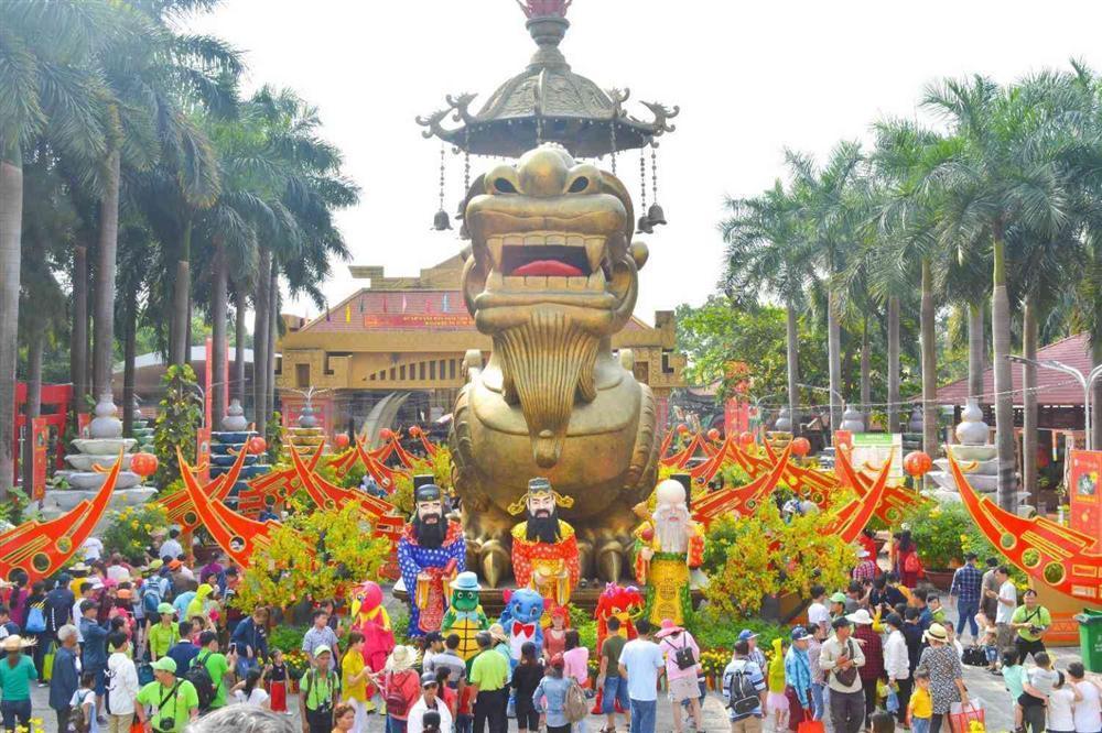 Điểm mặt những chốn vui chơi Tết 2020 sôi động ở Sài thành-4