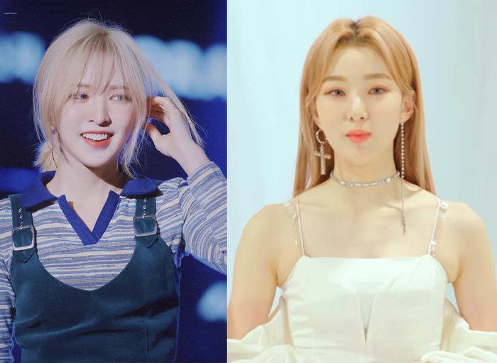 Thành viên nhóm nhạc nữ tân binh khiến netizen sôi sục vì có ngoại hình lai giữa Irene và Wendy-4
