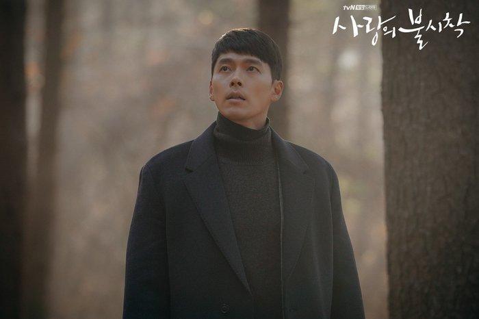 Đang mang thai, Choi Ji Woo vẫn tham gia phim Hạ cánh nơi anh của Son Ye Jin - Hyun Bin-3
