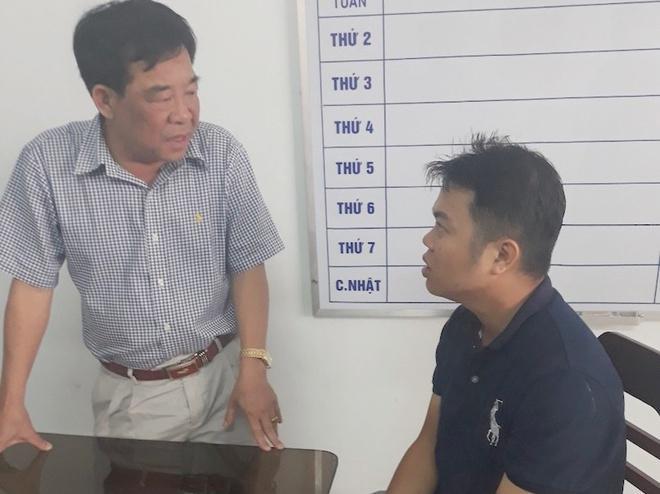 Cựu công an cầm đầu nhóm bắt cóc nữ sinh bị khởi tố-1