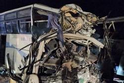 Tai nạn xe buýt tại Algeria khiến gần 60 người thương vong