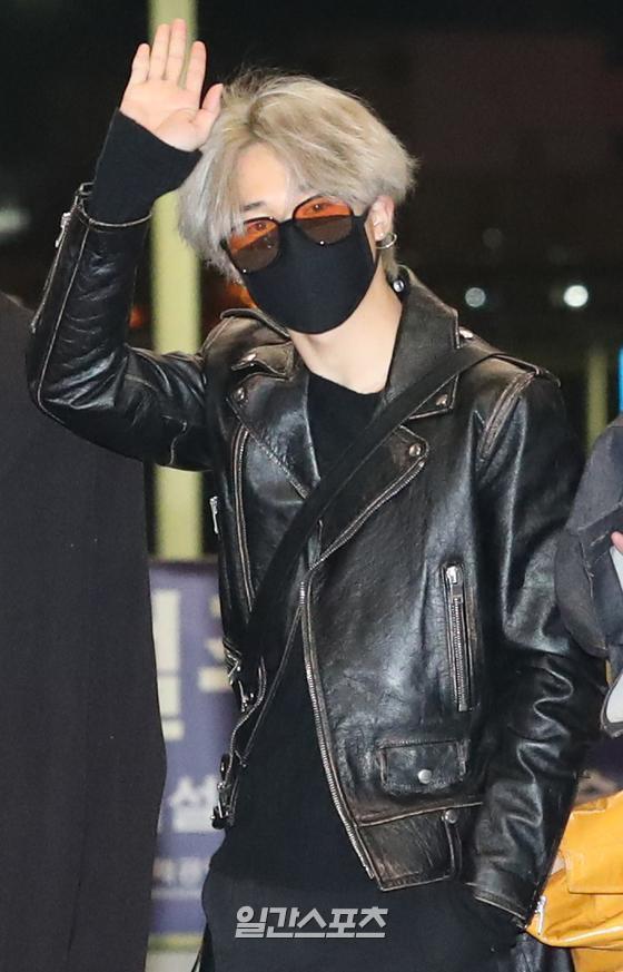 Jimin (BTS) lên top tìm kiếm chỉ nhờ đổi màu tóc xám-1
