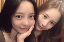 Người đẹp hút cần cùng Big Bang T.O.P bất ngờ đến viếng Goo Hara