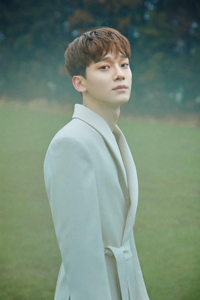 Sau cuộc biểu tình yêu cầu rời EXO, người hâm mộ trend hàng loạt hashtag bảo vệ Chen-3