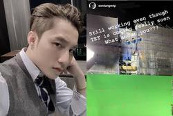 Sơn Tùng M-TP than thở Tết vẫn 'cày' bục mặt, fan lập tức đọc vị 'Sếp' đang đầu tư tiền tỷ cho MV mới