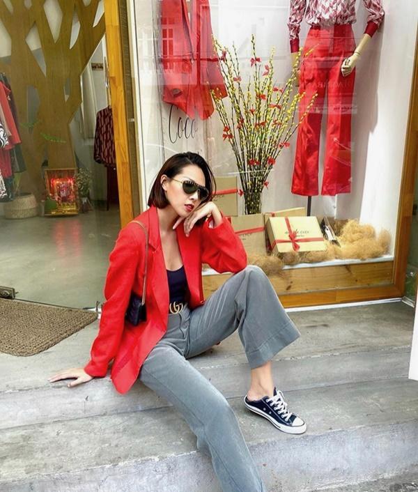 Năm mới lên đồ đỏ rực, đa phong cách như đôi tình nhân Kỳ Duyên - Minh Triệu-6