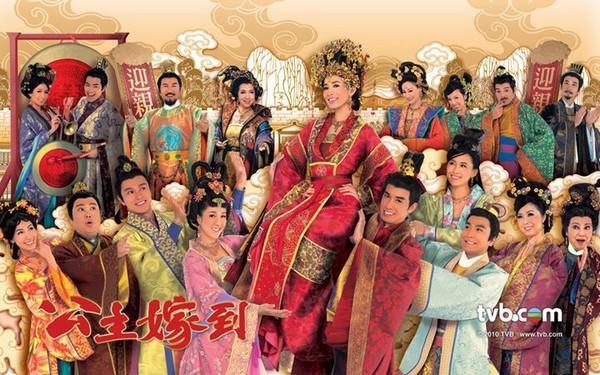 Tết này cười thả ga với những bộ phim hài hước của TVB-9