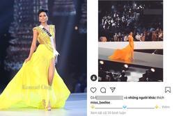 Bản tin Hoa hậu Hoàn vũ 20/1: H'Hen Niê xoay váy đẳng cấp, khán giả quốc tế vẫn chưa thôi trầm trồ
