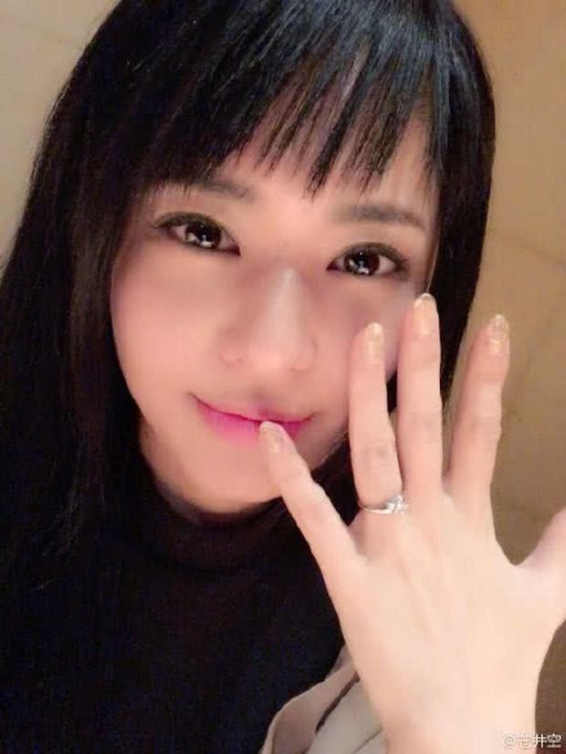 Đám cưới siêu bí mật của Thánh nữ JAV Aoi Sora gây bất ngờ: Mời 16 khách, chỉ rò rỉ 2 tấm ảnh hiếm hoi-3