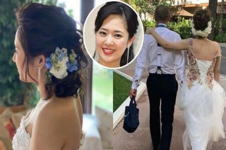 Đám cưới siêu bí mật của 'Thánh nữ JAV' Aoi Sora gây bất ngờ: Mời 16 khách, chỉ rò rỉ 2 tấm ảnh hiếm hoi
