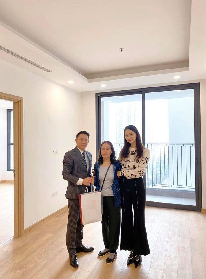 Hương Giang Idol mua nhà tặng mẹ trước Tết Nguyên đán-1
