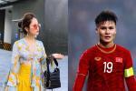 Bạn gái tin đồn Quang Hải đăng status tâm trạng: 'Tình yêu vừa chớm đã lại toang?'