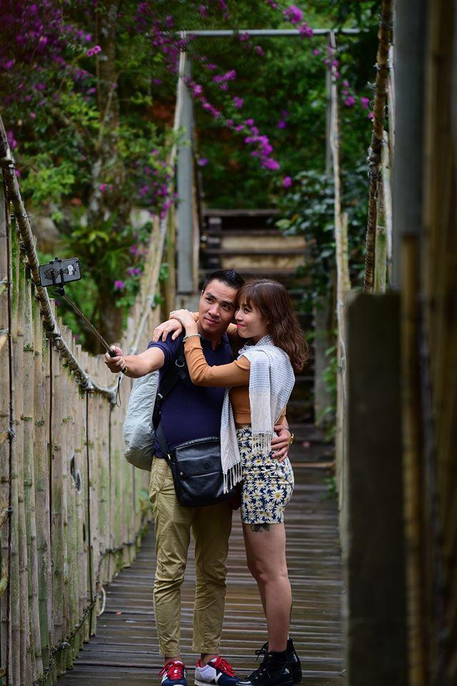 Tổng kết 8 lần đi du lịch Đà Lạt, MC Hoàng Linh công khai loạt ảnh cực nóng bên ông xã-5