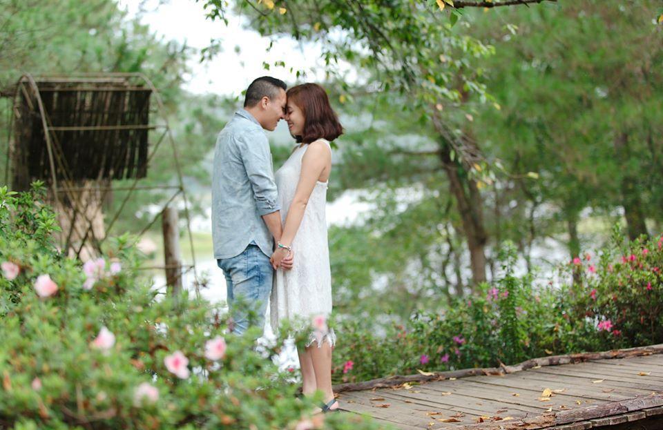 Tổng kết 8 lần đi du lịch Đà Lạt, MC Hoàng Linh công khai loạt ảnh cực nóng bên ông xã-9
