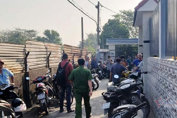 Vụ cháy nhà làm 5 người chết ở Sài Gòn: Nghi có kẻ đốt nhà dằn mặt vì nợ?-3