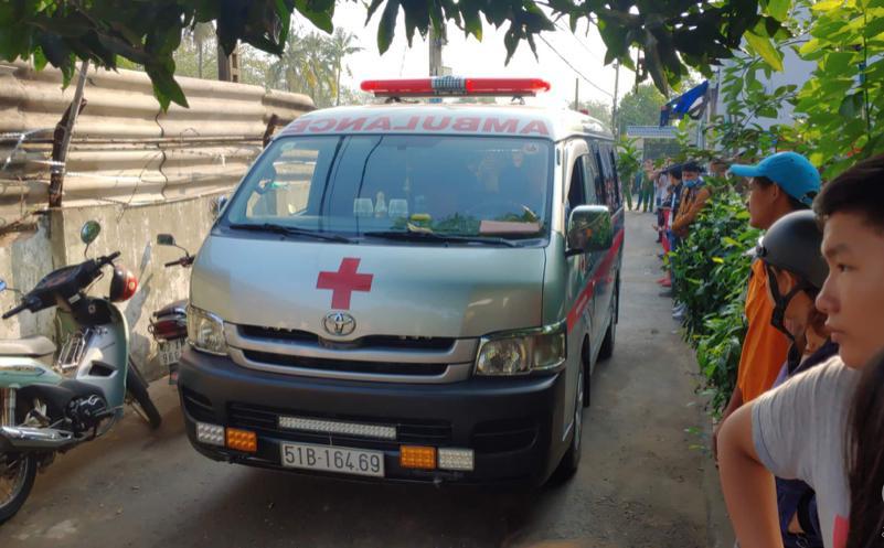 Vụ cháy nhà làm 5 người chết ở Sài Gòn: Nghi có kẻ đốt nhà dằn mặt vì nợ?-2