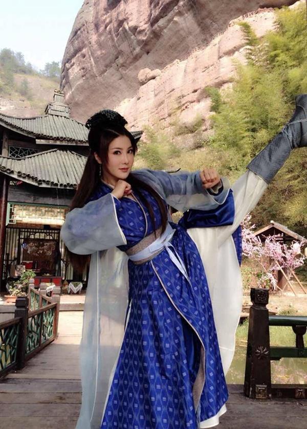 6 nữ thần kungfu là người tình trong mơ của hàng triệu đàn ông châu Á-16