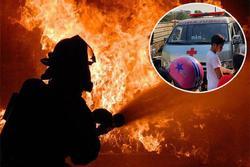 Vụ cháy nhà làm 5 người chết ở Sài Gòn: Nghi có kẻ đốt nhà dằn mặt vì nợ?