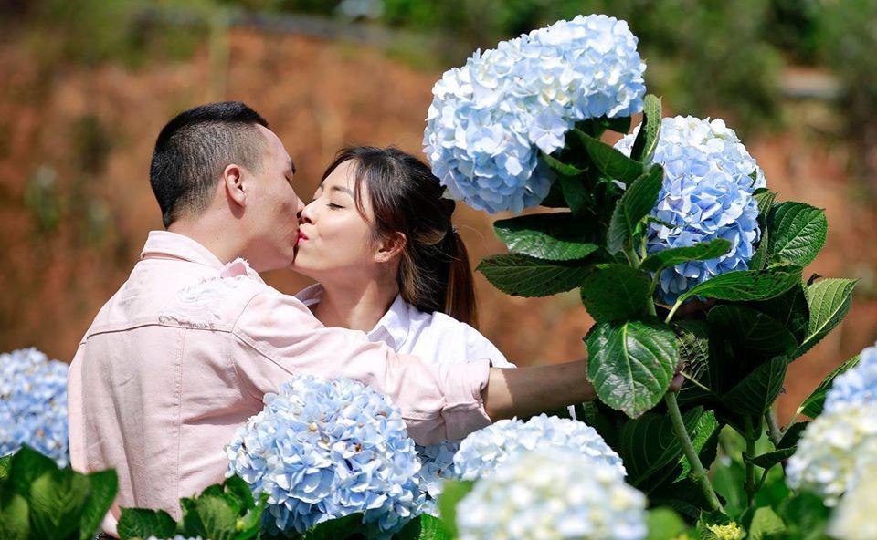Tổng kết 8 lần đi du lịch Đà Lạt, MC Hoàng Linh công khai loạt ảnh cực nóng bên ông xã-6