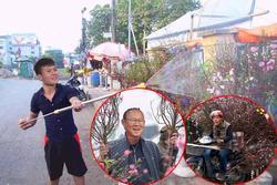 Cười 'sặc' ảnh chế Quang Hải về quê bán đào kiếm bánh chưng có thịt, thầy Park tay xách nách mang sắm tết