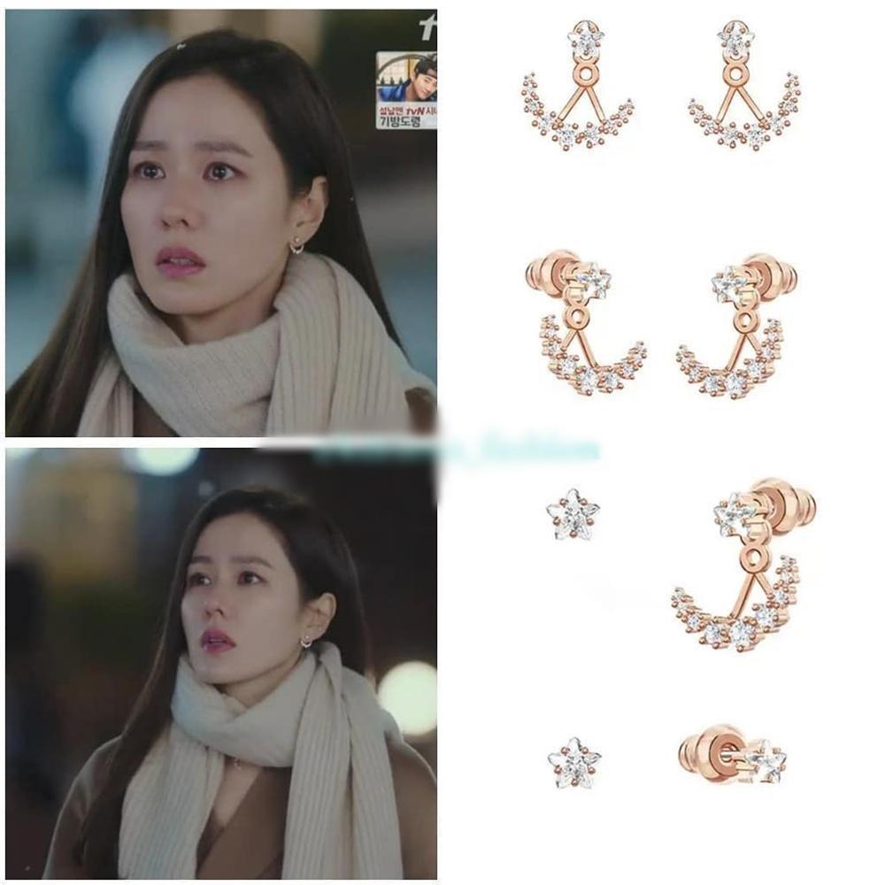 Từ thôn nữ trở lại hình ảnh giám đốc con nhà tài phiệt, Son Ye Jin gây choáng với loạt đồ hiệu đắt đỏ-7
